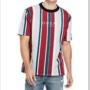 VTG GUESS Sayer Striped T-shirt